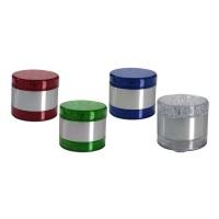 aluminium- plastic grinder