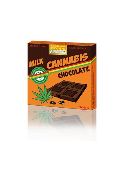 piimashokolaad cannabis