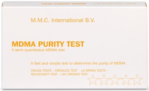 Kodune Narkotest MDMA Purity